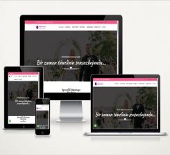 Organizasyon-Düğün Salonu Web Paketi Bride v.4.0