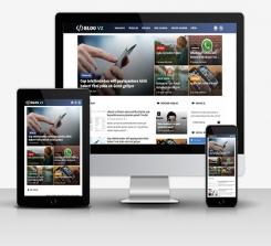 Blog-Portal V2 (Sınırsız Dil)